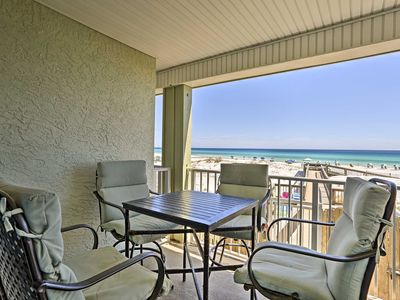 Photo for Seagrove Beach Condo - 2 Bikes included with Stay!