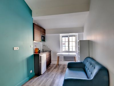Photo for HostnFly apartments - Charming studio in the center of the peninsula!