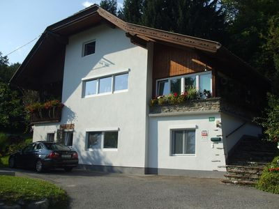 Photo for Welcome to Haus Schader, Carport, free Carinthia Card covered pool