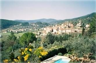 Photo for Provencal Villa with Great Views, Pool, Garden & Olive Trees