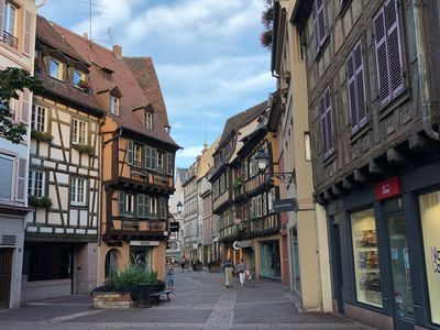 Photo for Upscale apartment in the heart of the historic center of Colmar
