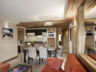 Photo for Luxurious resort with Spa in friendly Samoëns