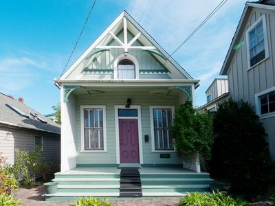 Photo for Sweet Pea - Pacific Grove Victorian - Walk to Beach and Town