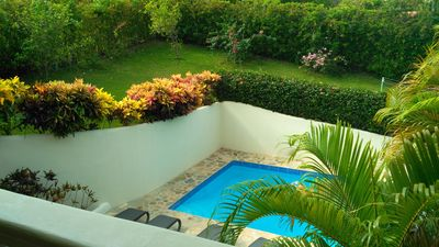 Photo for Villa BAILARINA 4 bedrooms, pool, sea view