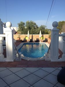 Photo for Villa In San Miguel De Salinas With Private  Pool, 2 Minutes Drive To San Mi
