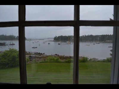 Photo for Classic Waterfront Cottage in Center Harbor Overlooking Eggemoggin Reach