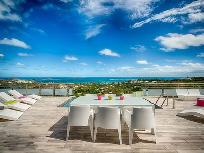 Luxury family vacation villa 3 bedroom, gym and private pool