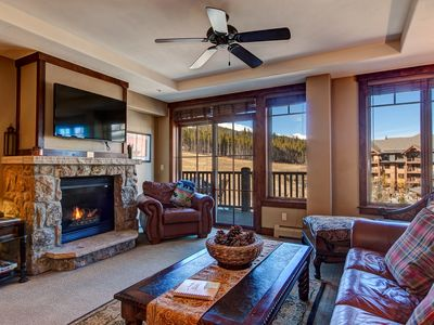 Photo for Ski-In/Out, Roll onto the Lifts, Amazing Condo at Crystal Peak