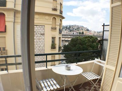 Photo for Cozy apartment in the center of Nice