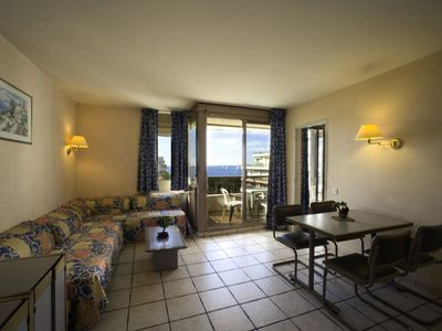 Photo for Residence Couleurs Soleil - Juan les Pins - 2 Rooms 4/6 Persons