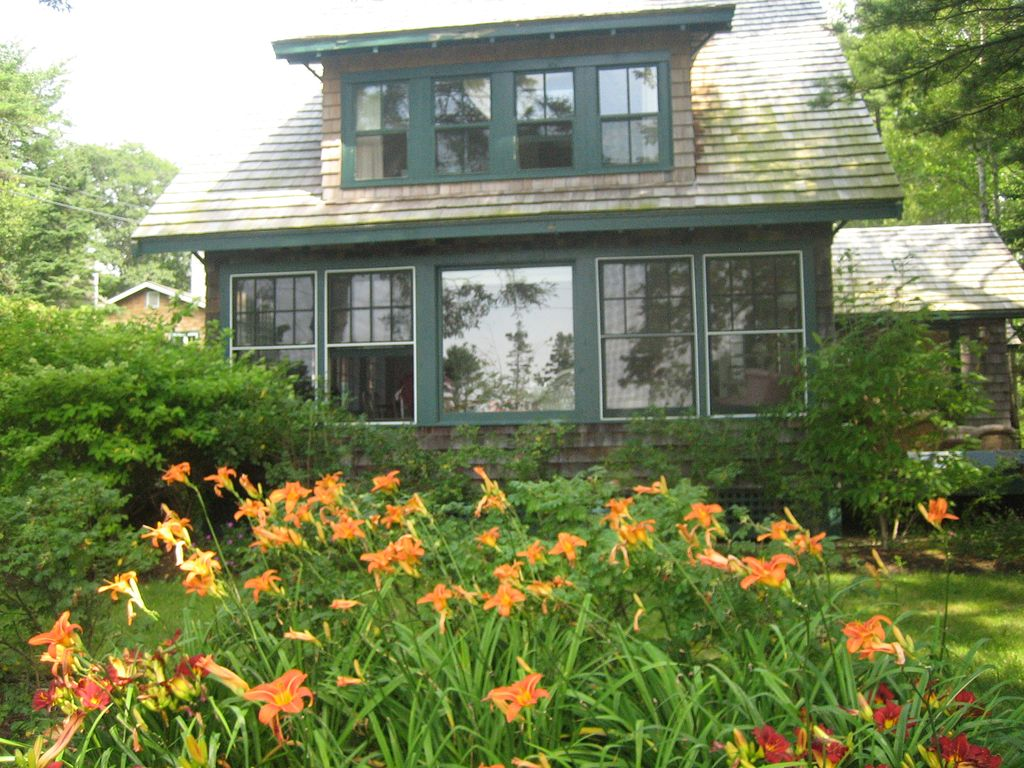 Classic Maine Cottage With Ocean Views Vrbo