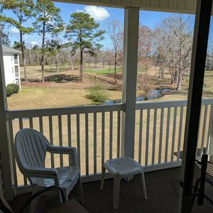 Photo for Golf course view condo!  Great time for golfers!