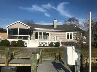Photo for Beautiful Renovated Waterfront Property-Ocean Pines Maryland