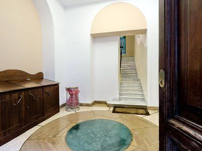 Photo for Spacious and quiet 150 sqm apartment steps away from Teatro dell'Opera
