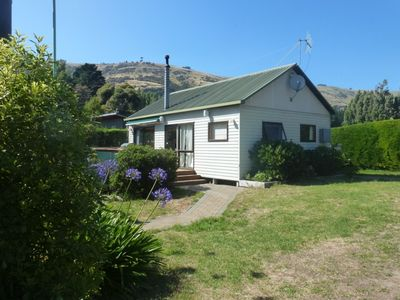 Photo for Le Bons Bay Haven - Cosy 2 Bed Bach