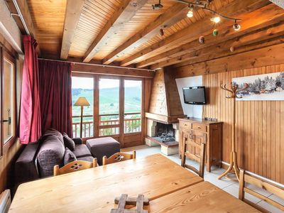 Photo for Chalet Roselend - 5 Rooms Duplex 9 to 12 People