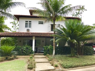 Photo for House with 5 suites in Cond. Marbella, Angra dos Reis