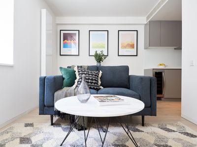 Photo for Sonder | Oxford Circus | Sleek 1BR + Laundry