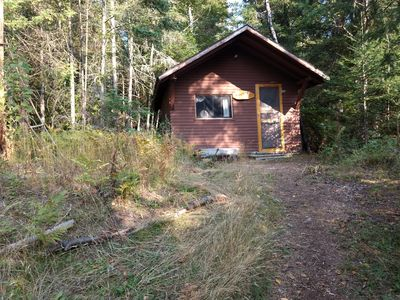 Wolf Cabin at Wilderness Wind, Ely, MN