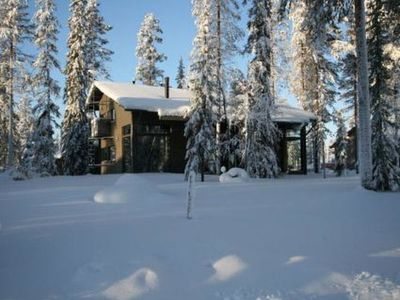 Photo for Vacation home Rukanlilja in Kuusamo - 8 persons, 4 bedrooms