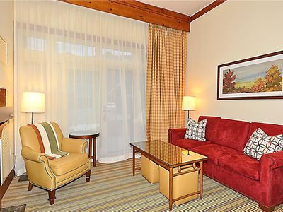 Photo for Stowe Mountain Lodge First Floor Studio - complimentary Valet parking
