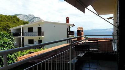 Photo for Apartment Ante  A2(2+1)  - Duce, Riviera Omis, Croatia
