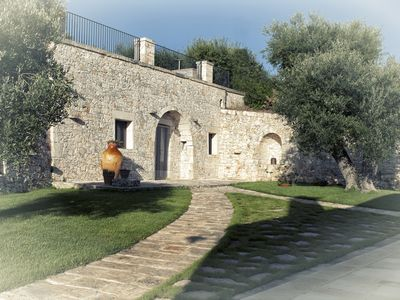 Photo for Beautiful house with Trullo in b&b
