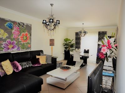 Photo for 2 bedroom Apartment, close to Algarve Outlet shopping, Olhao