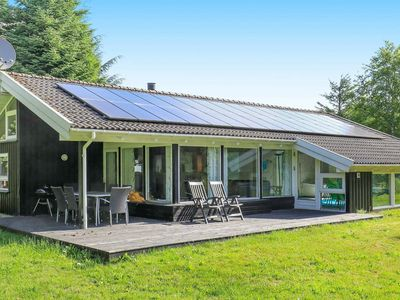 Photo for Modern Holiday Home in Bindslev Jutland with Terrace