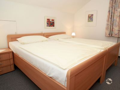 Photo for Fewo Typ B, 65qm, 1 sep.Schlafzimmer, max. 2 Personen
