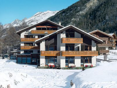 Photo for Apartment Aparthotel Hemizeus (ZTT010) in Zermatt - 2 persons, 1 bedrooms