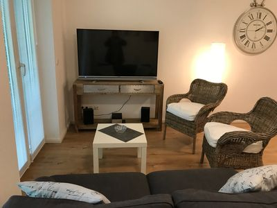 Photo for Fantastic apartment with balcony for 4 people in Hamburg Marienthal