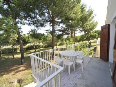 Photo for The king of grau boucanet quiet apartment in villa entirely renovated