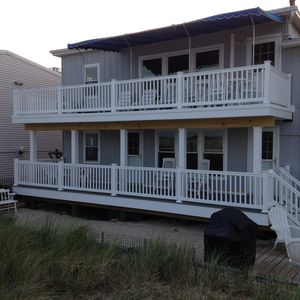 Photo for Oceanfront Beach House - Charming, Immaculate, Great For Families