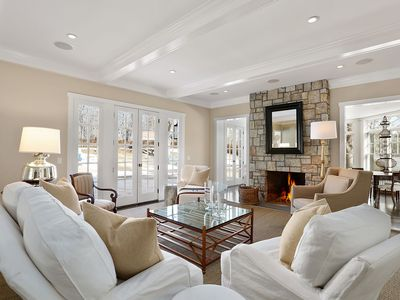 Photo for 7BR House Vacation Rental in East Hampton, New York