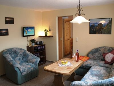 Photo for Lovely furnished apartment in the middle of the Saxon Switzerland