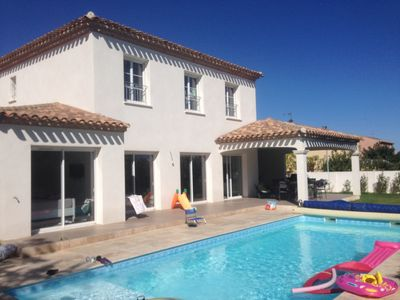 Photo for Holiday house near the sea, Béziers and the Canal du Midi