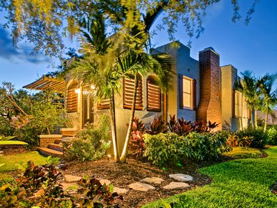 Photo for Delray Beach House w/ Private Backyard Hot Tub!