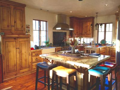 Photo for LUXURY HOME WITH SPECTACULAR MOUNT SOPRIS VIEWS NEAR RIVER AND TOWN
