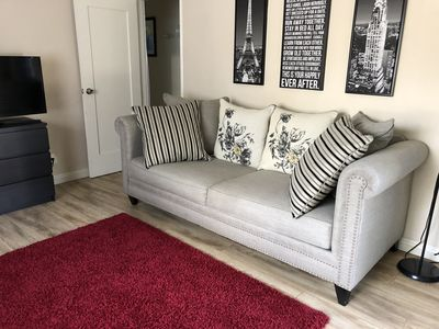 Photo for LOS FELIZ GROUND FLOOR APARTMENT FOR 4 GUESTS