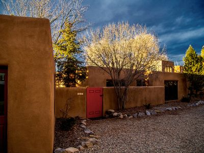 Photo for Taos sanctuary located in historic district with an easy walk to Taos Plaza