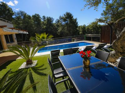 Photo for NINA Villa with private pool, beach at 500m
