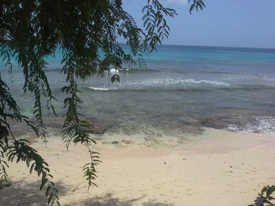 Photo for Tropical Beach Villa 2 Bedrooms, 4 Pers,