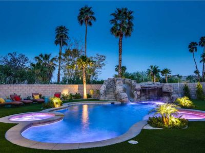 Photo for The Cove: 5 BR / 4 BA home in Rancho Mirage, Sleeps 10