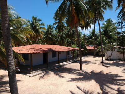 Photo for Large beach house in Coruripe, situated in the Miaí de Cima Village, by the sea