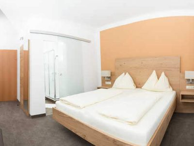 Photo for Double room with extra bed - Pension Irlingerhof ***
