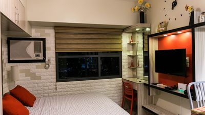 Photo for khalils horizons 101 condominium (Deluxe Queen Bedroom)
