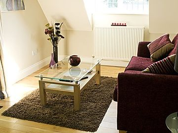 Comfortable apartment in the heart of Suffolk countryside