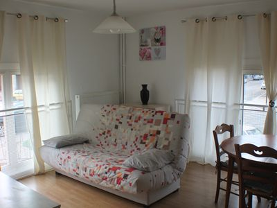 Photo for 1BR Apartment Vacation Rental in Limoges, Nouvelle-Aquitaine