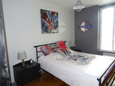 Photo for Apartment hyper center Cabourg 2 minutes walk from the beach